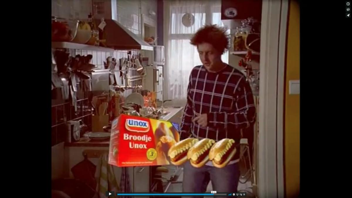 Broodje Unox